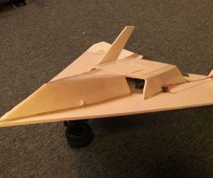 Scratch Built Delta Wing Rc Plane Build Delta Wing