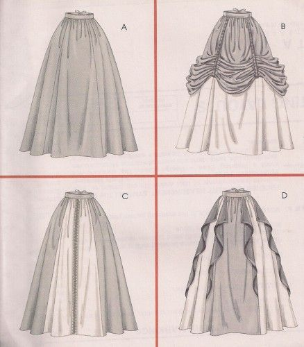 DellaJane Costume Sewing Patterns: Historic Rennaissance Medieval ...
