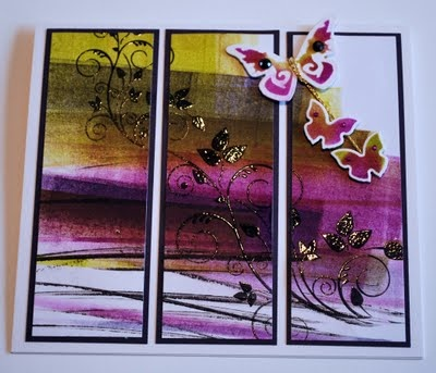 Eileen's Crafty Zone: Clarity Stamping ....again!