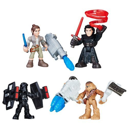Star Wars Galactic Heroes Power Up Figures Wave 1 Set - Hasbro - Star Wars - Mini-Figures at Entertainment Earth