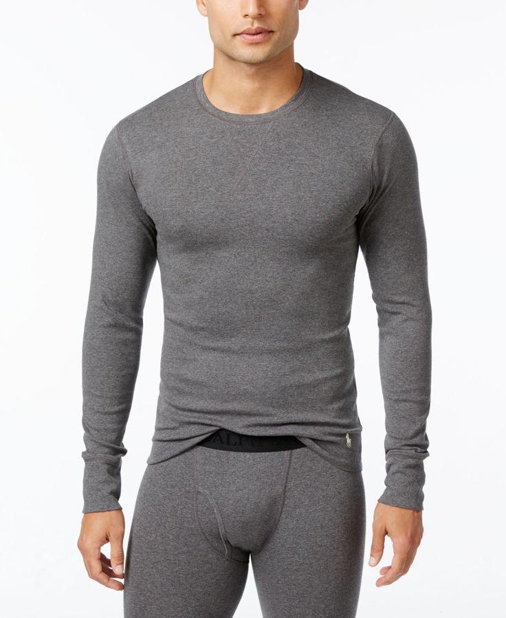 Polo Ralph Lauren Men's Long-Sleeve Undershirt