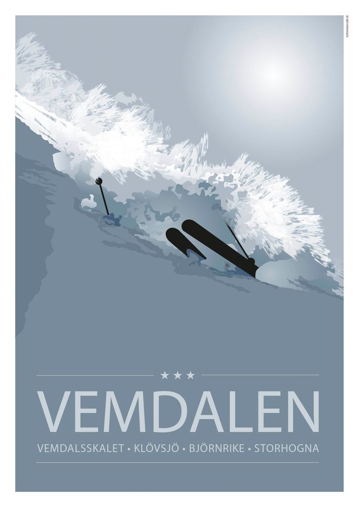 Vemdalen via Sofias Galleri. Click on the image to see more!