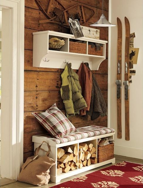 entry by pottery barn