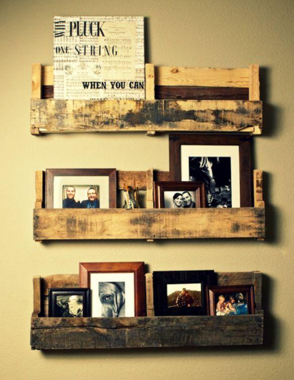 Houten pallets voor een stoer interieur - Paper Pigeon | Paper Pigeon