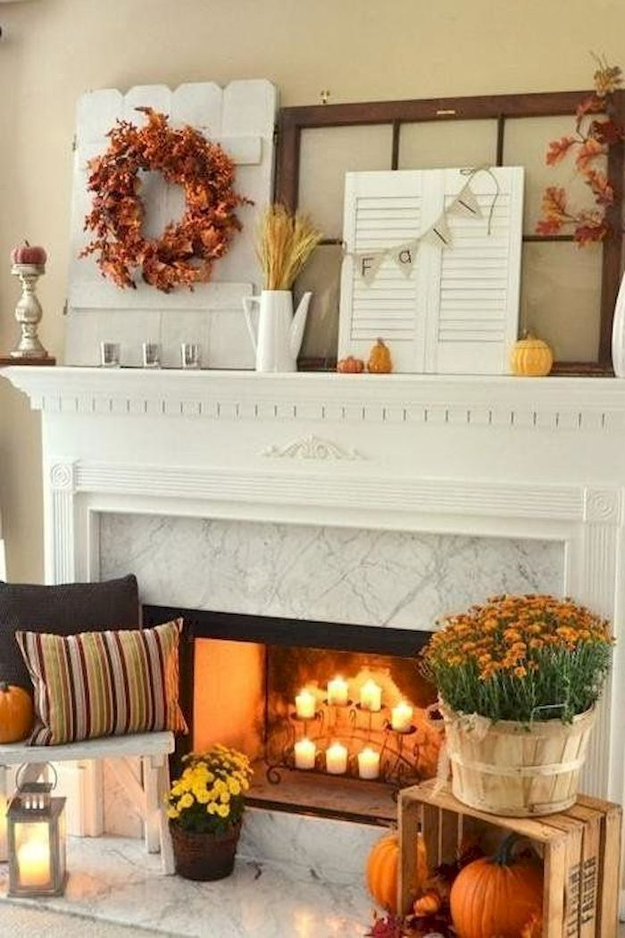 40 Modern Diy Thanksgiving Decorations Ideas For Home Roundecor
