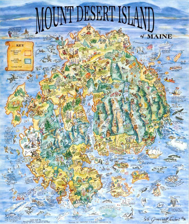 Mount Desert Island - ME