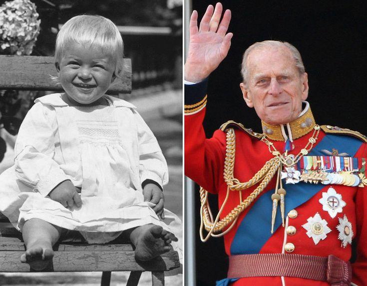 Prince Philip, Duke of Edinburgh celebrates his 94th birthday today