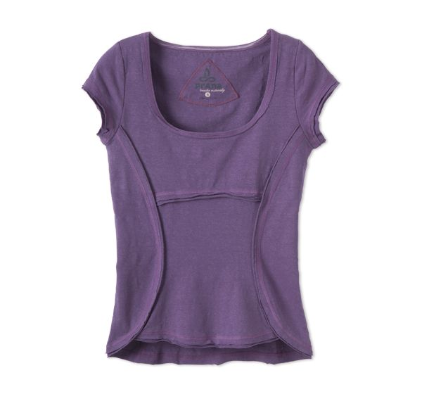 The Katarina Top is the perfect piece for any free-spirited capsule wardrobe. Made from hemp and organic cotton it's eco friendly and figure flattering. Head to prAna.com to shop stylish bohemian yoga wear that's affordable and sustainable.