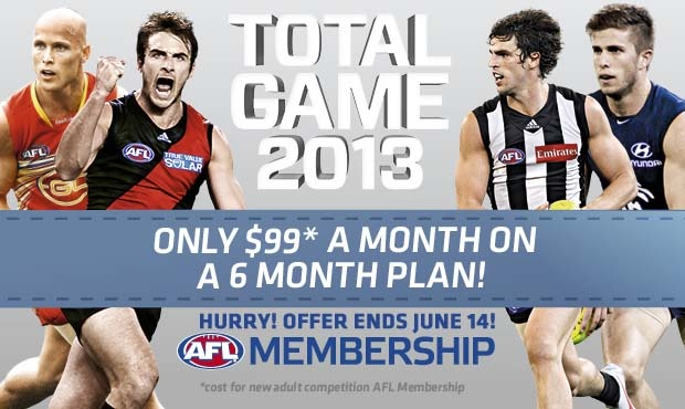Mid-Season Offer! You can become an AFL Member today for only $99 a month* on a 6 month payment plan!  Hurry! Offer ends June 14!