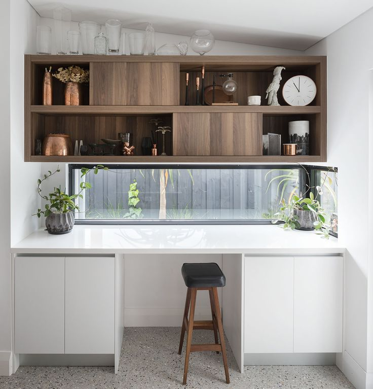 Shenton Park Kitchen Renovation by Retreat Design. #design #renovation #kitchen #arrital #interiordesign