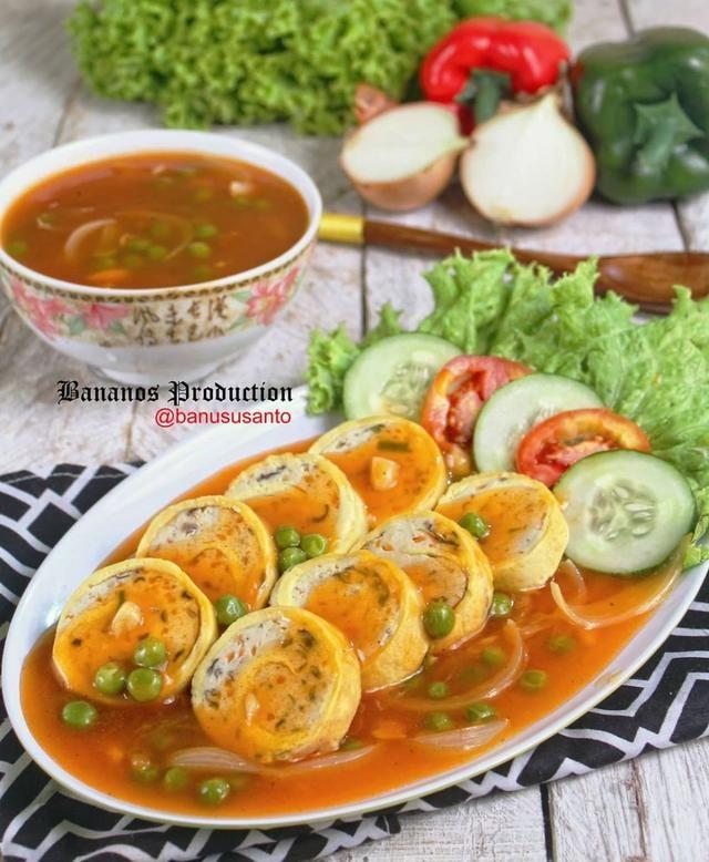 7 Resep Olahan Rolade Ini Praktis Untuk Sarapan Di 2020 Resep Masakan Resep Resep Makanan Asia