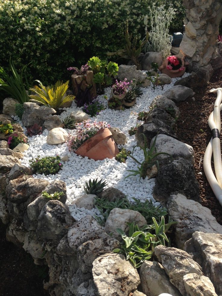 rock garden - Rock Garden Patio Ideas