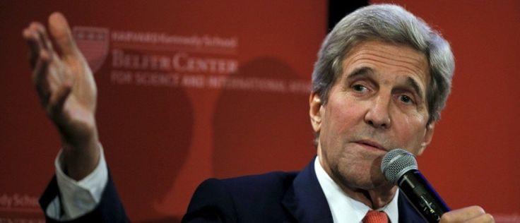 John Kerry Thinks Bush Rigged The 2004 Election
