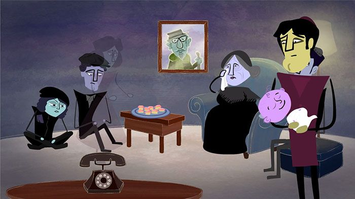 A video guide to the Jewish mourning practice of sitting shiva