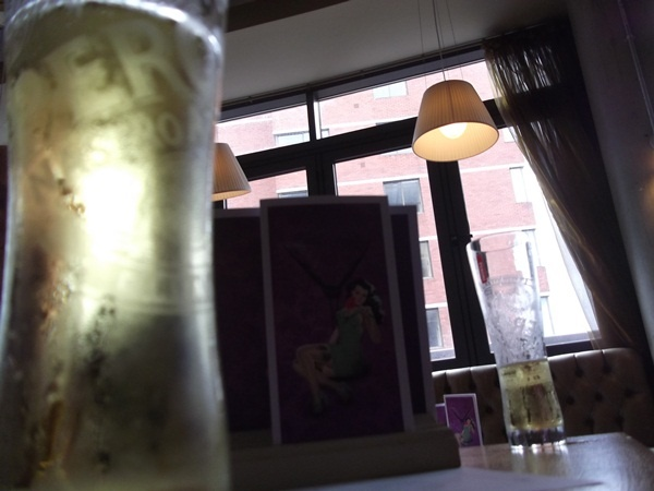 Bluu bar, Birmingham