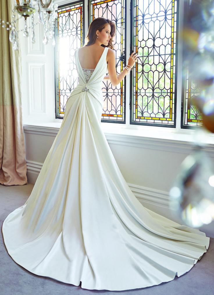 Sophia Tolli At Estelleu0027s Dressy Dresses In Farmingdale, NY #wedding  #weddingdress #bridal