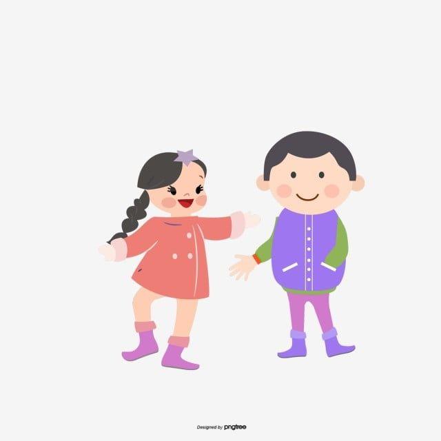 ولد و بنت ولد و بنت ولد فتاة الكرتون Png وملف Psd للتحميل مجانا Character Boy Or Girl Minnie Mouse