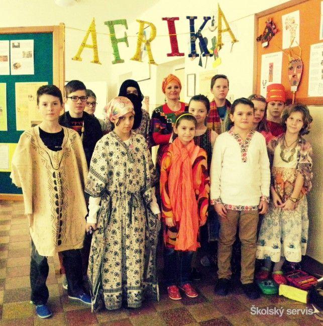 Africký deň v ZŠ Sedlice - Základné školy - SkolskyServis.TERAZ.sk