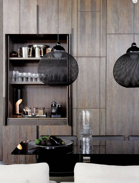 une cuisine int gr e c est tellement chic hotel. Black Bedroom Furniture Sets. Home Design Ideas