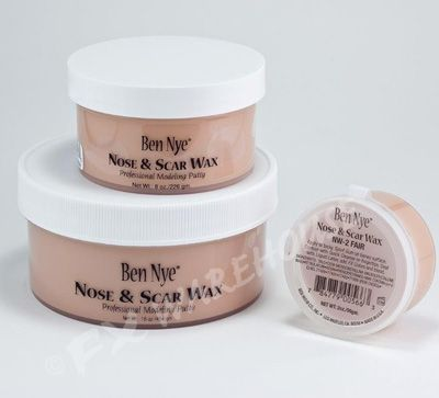 Nose and Scar Wax