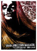 Brian Jonestown Massacre Poster - Emos, Austin - Jared Connor