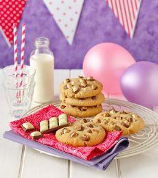 Cadbury Top Deck Café Cookies Recipe