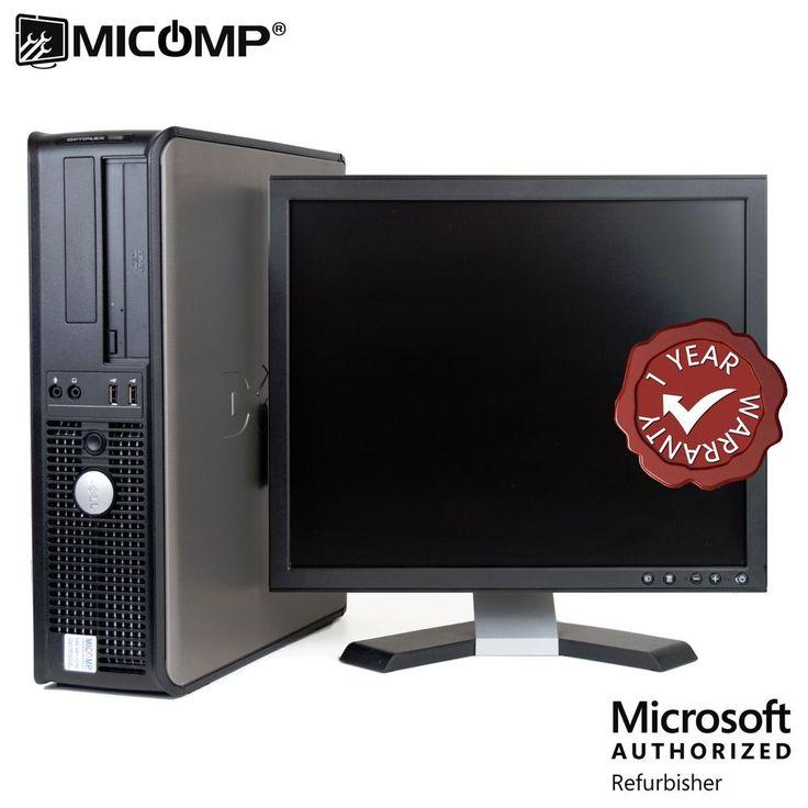 dell optiplex desktop computer 3rd gen 330ghz pc huge 1tb hdmi wifi windows 10