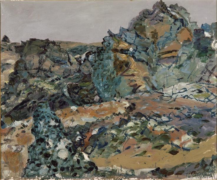 Kjarval: Favorite Places, Artist Kjarval, Nordic Arts, Jóhannes Sveinsson, Art Inspiration, Inspiration Ideas, Landscape Paintings, Icelandic Art