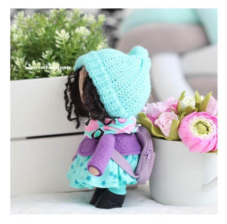 eva-dolls.com textile doll Sweet Su