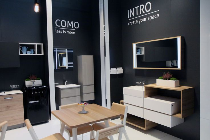 #DEFRA #COMO #INTRO #CERSAIE #BATHROOM #FURNITURE
