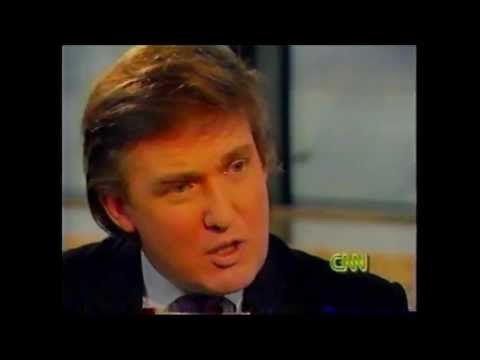 VIDEO Uncovered Trump Interview From Over 25 Years Ago Will Shock A Lot of People - YouTube