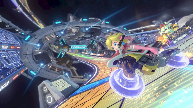 'Mario Kart 8' adds insane new tracks to an already winning formula: http://vrge.co/1ls7xPQ