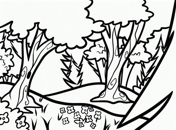 Gambar Mewarnai Mewarnai Menjadi Sebuah Aktivitas Yang Seru Dan Menyenangkan Bagi Anak Anak Melalui Mewarnai Baca Sketsa Gambar Pedesaan Gambar Grafit