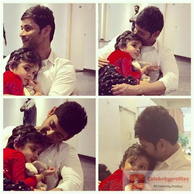 Mahesh Babu with Daughter Sitara Latest pics goes Viral