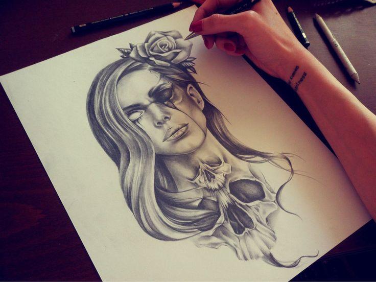 Macabre Lana by Eirikiss on deviantART