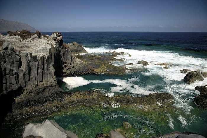 Endless ocean views #ElHierro