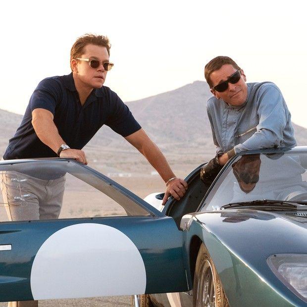 Matt Damon E Christian Bale Revelam Pensamentos Sobre A Perfeicao
