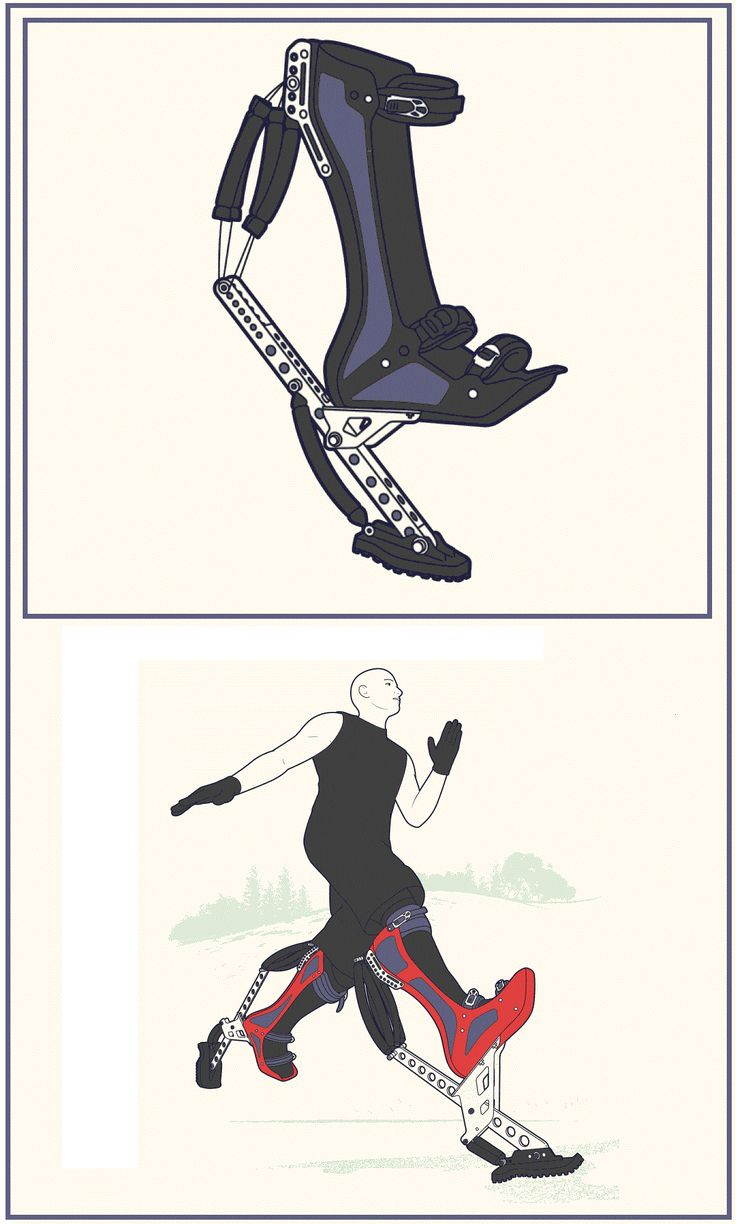 how to make bionic boots