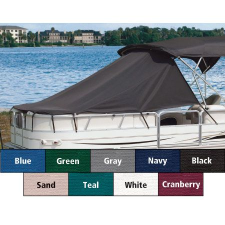 Pontoon Playpen Shade for 18 to 20 Pontoon Boats - Overton's