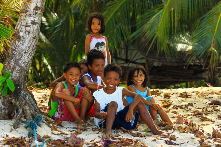 These kids welcomed us into their community with open arms  Drink Tea and Travel | Why Palawan is a Paradise on Earth | http://www.drinkteatravel.com
