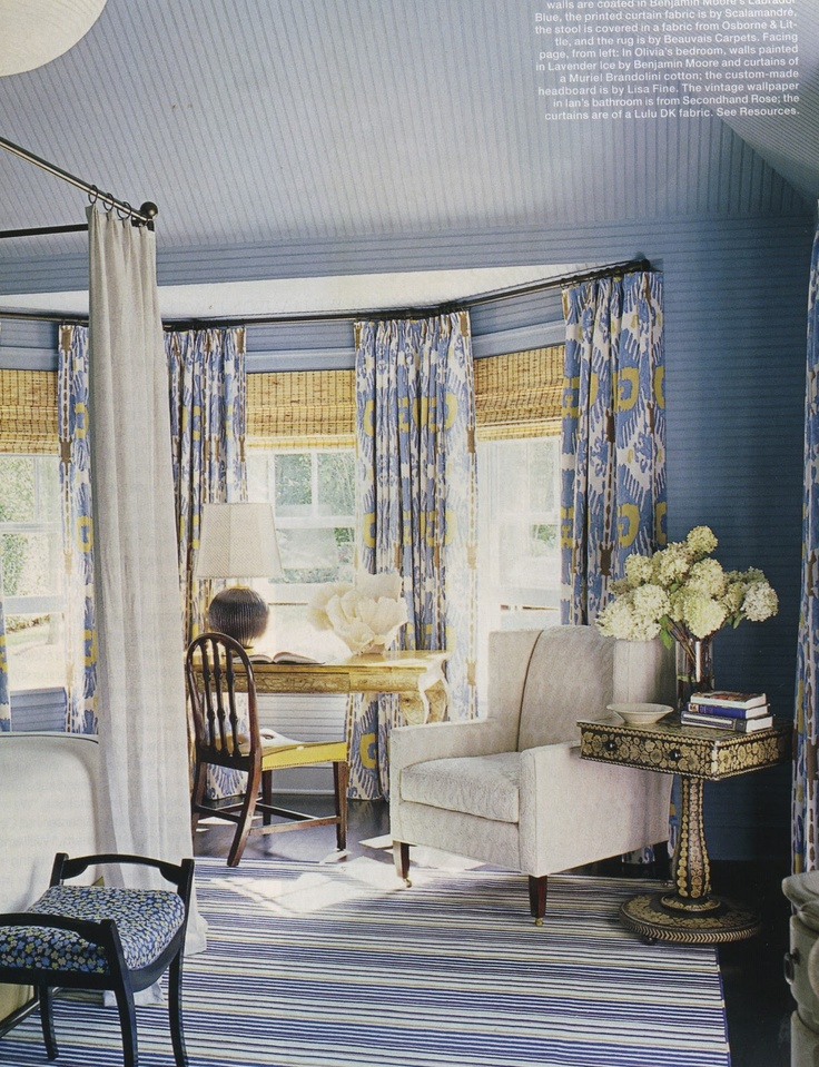 17 Best Images About Bay Window Treatment Inspiration On