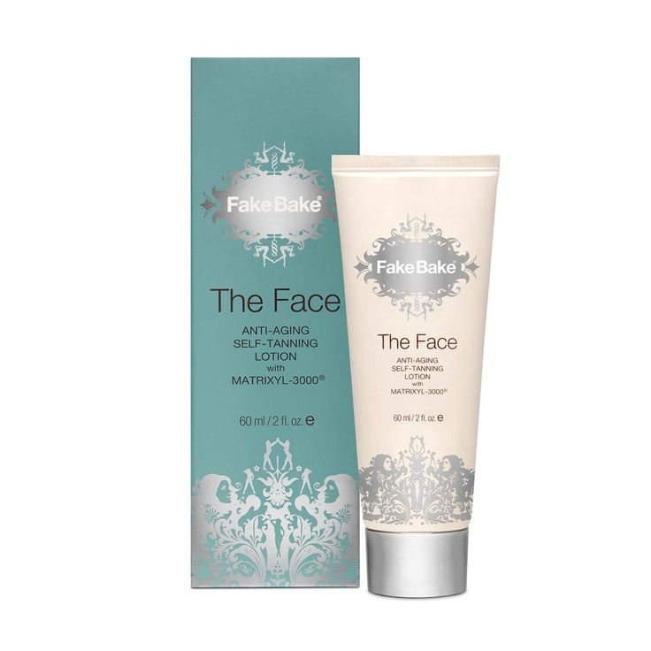 The Face features in Glamour as one of the best facial tanners.
