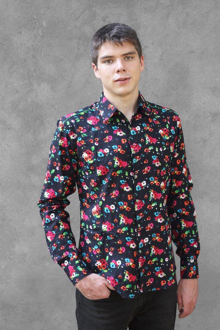 les 25 meilleures id es de la cat gorie chemise fleurie homme sur pinterest chemise a fleur. Black Bedroom Furniture Sets. Home Design Ideas