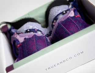 Home Try-On Program - TrueandCo. Follow this link and get $25 off your first purchase http://my.trueandco.com/x/EV6x0P and use the code TRUEBAUBLE and you will get a free panty with purchase! Offer ends Dec 15