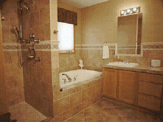 Bathroom remodel ideas home stuff pinterest for Bathroom remodel examples