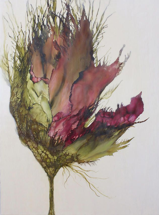 Grace - Alicia Tormey Encaustic Artist | Seattle