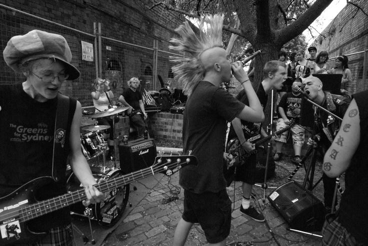 Punks Picnic