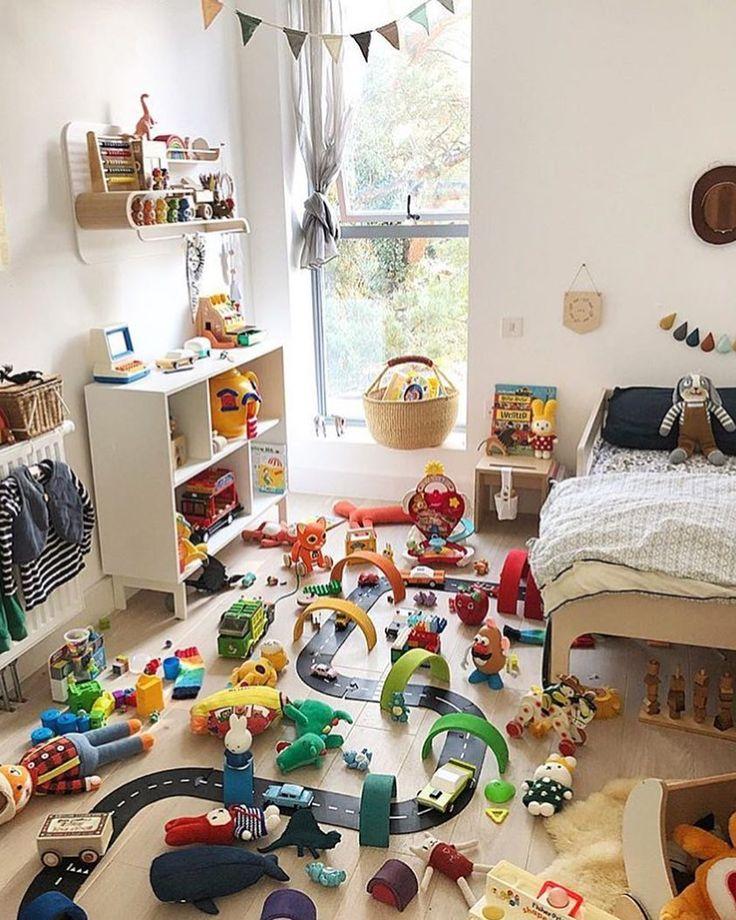 1718 best KINDERZIMMER images on Pinterest | Child room, Bedroom ...