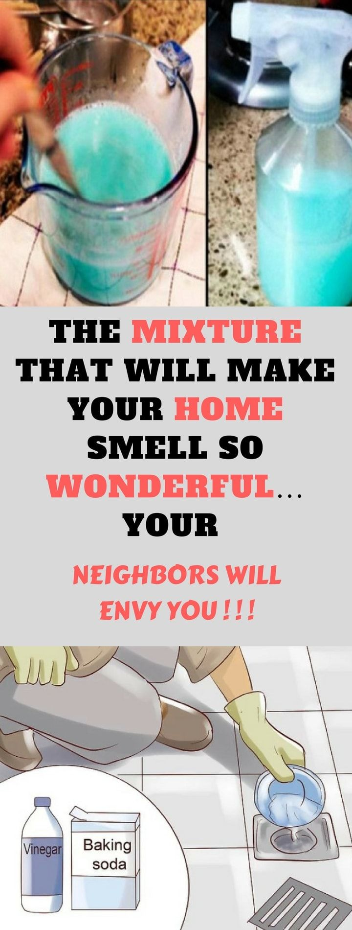 MIXTURE THAT WILL MAKE YOUR HOME SMELL SO WONDERFUL