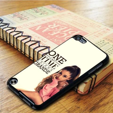 One Last Time Ariana Grande iPod 6 Touch Case